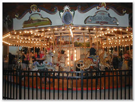 Nightlights at the Carousel